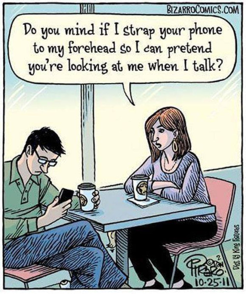 Cellphone Sickness