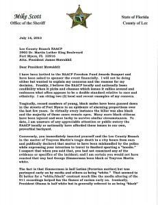 Fl Sheriff Mike Scott letter to NAACP.PDF-page-001-1