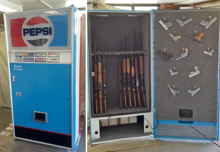 Gun Safe Machine