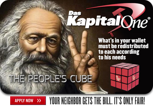 Peoples Cube -Capital_One_Card_Marx